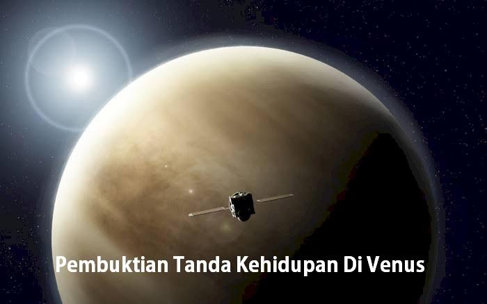 Pembuktian Tanda Kehidupan Di Venus